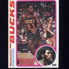 1978-79 Topps Basketball #029 Quinn Buckner RC - Milwaukee Bucks