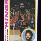 1978-79 Topps Basketball #006 Lucius Allen - Kansas City Kings