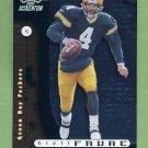 2000 Playoff Momentum Football #039 Brett Favre - Green Bay Packers