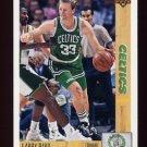 1991-92 Upper Deck Basketball #344 Larry Bird - Boston Celtics