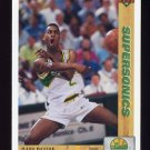 1991-92 Upper Deck Basketball #153 Gary Payton - Seattle Supersonics