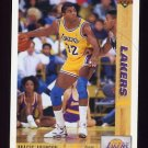 1991-92 Upper Deck Basketball #045 Magic Johnson - Los Angeles Lakers