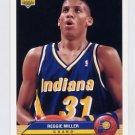 1992-93 Upper Deck McDonalds Basketball #P18 Reggie Miller - Indiana Pacers