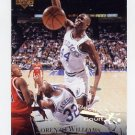 1995-96 Upper Deck Electric Court #201 Lorenzo Williams - Dallas Mavericks