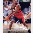 1995-96 Upper Deck Electric Court #198 Mookie Blaylock - Atlanta Hawks