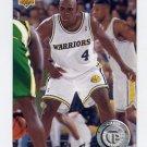 1993-94 Upper Deck Basketball #483 Chris Webber - Golden State Warriors