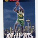 1993-94 Upper Deck Basketball #475 Shawn Kemp - Seattle Supersonics