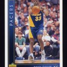 1993-94 Upper Deck Basketball #353 Antonio Davis RC - Indiana Pacers