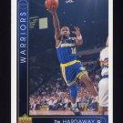1993-94 Upper Deck Basketball #323 Tim Hardaway - Golden State Warriors
