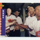 1993-94 Upper Deck Basketball #230 Charles Barkley / Phoenix Suns Schedule