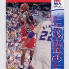 1993-94 Upper Deck Basketball #198 Michael Jordan - Chicago Bulls