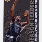 1993-94 Upper Deck Basketball #177 Shaquille O'Neal - Orlando Magic