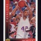 1993-94 Upper Deck Basketball #160 Chris Mills RC - Cleveland Cavaliers