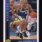 1993-94 Upper Deck Basketball #063 Latrell Sprewell - Golden State Warriors