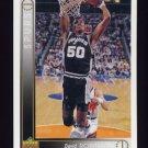 1993-94 Upper Deck Basketball #050 David Robinson - San Antonio Spurs