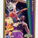 1992-93 Fleer Basketball #268 Karl Malone - Utah Jazz