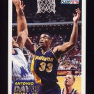 1993-94 Fleer Basketball #297 Antonio Davis RC - Indiana Pacers