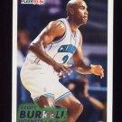 1993-94 Fleer Basketball #252 Scott Burrell RC - Charlotte Hornets