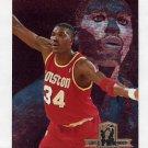 1994-95 Fleer Basketball Career Achievement #3 Hakeem Olajuwon - Houston Rockets