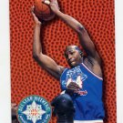 1994-95 Fleer Basketball All-Stars #04 Derrick Coleman - New Jersey Nets