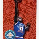 1994-95 Fleer Basketball All-Stars #03 Mookie Blaylock - Atlanta Hawks