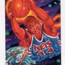 1994-95 Fleer Basketball Pro-Visions #4 Derrick Coleman - New Jersey Nets