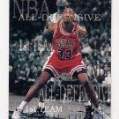 1994-95 Fleer Basketball All-Defensive #5 Scottie Pippen - Chicago Bulls