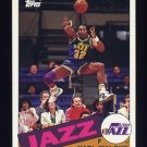 1992-93 Topps Archives Basketball #066 Karl Malone - Utah Jazz