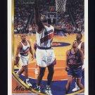 1993-94 Topps Gold Basketball #396G Mark West - Phoenix Suns