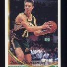 1993-94 Topps Gold Basketball #268G Detlef Schrempf - Seattle Supersonics
