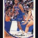 1993-94 Topps Gold Basketball #183G Terrell Brandon - Cleveland Cavaliers