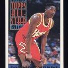 1993-94 Topps Gold Basketball #103G Dominique Wilkins - Atlanta Hawks