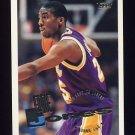 1995-96 Topps Basketball #132 Eddie Jones - Los Angeles Lakers