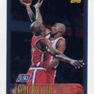 1996-97 Topps Basketball NBA at 50 #192 Clyde Drexler - Houston Rockets