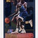 1996-97 Topps Basketball NBA at 50 #155 Tony Delk - Charlotte Hornets
