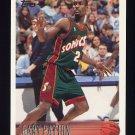 1996-97 Topps Basketball #212 Gary Payton - Seattle Supersonics
