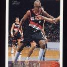1996-97 Topps Basketball #191 Jermaine O'Neal RC - Portland Trail Blazers