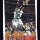 1996-97 Topps Basketball #146 Antoine Walker RC - Boston Celtics