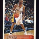 1996-97 Topps Basketball #120 Jalen Rose - Indiana Pacers