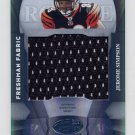 2008 Leaf Certified Materials Football #232 Jerome Simpson RC Game-Used Jersey /599