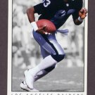 1992 GameDay Football #259 Willie Gault - Los Angeles Raiders