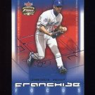 2003 Fleer Focus JE Franchise Focus #09 Shawn Green - Los Angeles Dodgers