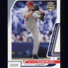 2003 Fleer Focus JE Baseball #078 Jarrod Washburn - Anaheim Angels