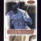 2003 Hot Prospects Cream Of The Crop #13 Vladimir Guerrero - Montreal Expos