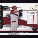 2003 Playoff Piece of the Game #14A Austin Kearns - Cincinnati Reds Game-Used Jersey