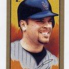 2003 Topps 205 Polar Bear #012B Mike Piazza - New York Mets