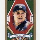 2003 Topps 205 Polar Bear #008B Jason Giambi - New York Yankees
