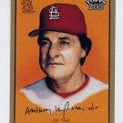 2003 Topps 205 Baseball #074 Tony LaRussa - St. Louis Cardinals