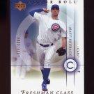 2003 Upper Deck Honor Roll Baseball #143 Matt Bruback RC - Chicago Cubs