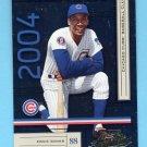 2004 Absolute Memorabilia Retail Baseball #047 Ernie Banks - Chicago Cubs